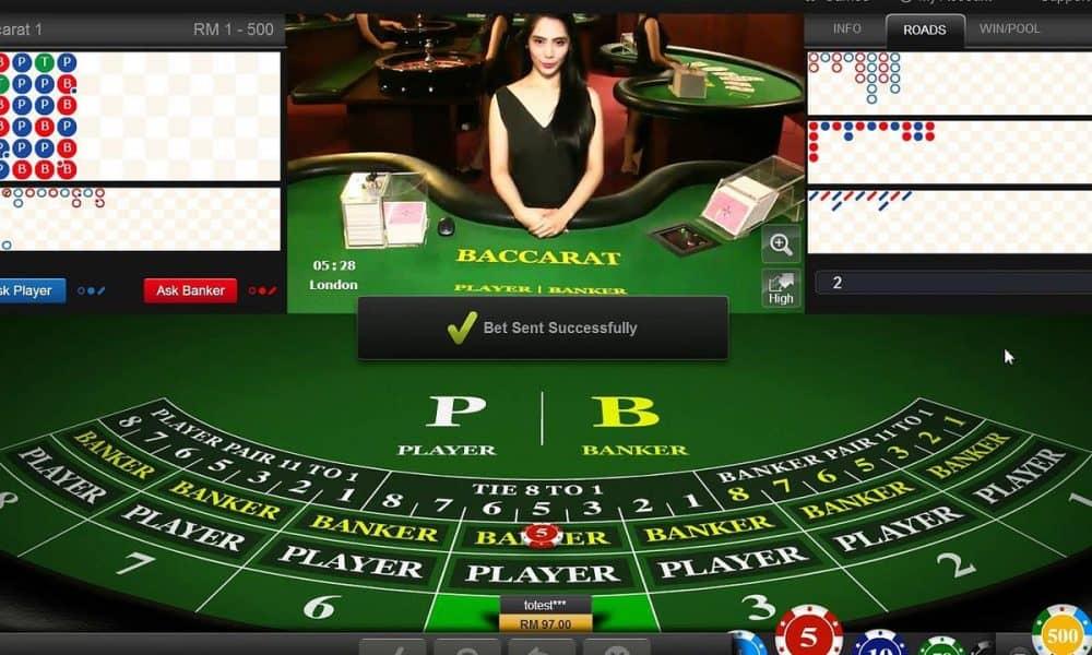 5 Tips bermain casino online baccarat